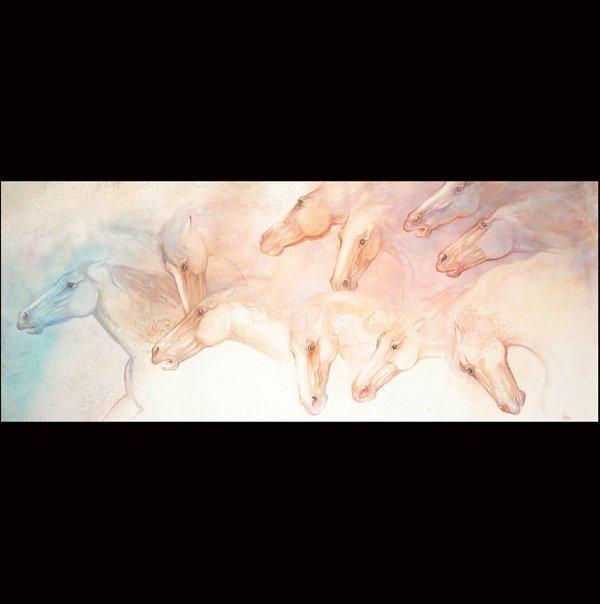 """25: WILLIAM PAPAS  """"Wild Horses"""""""