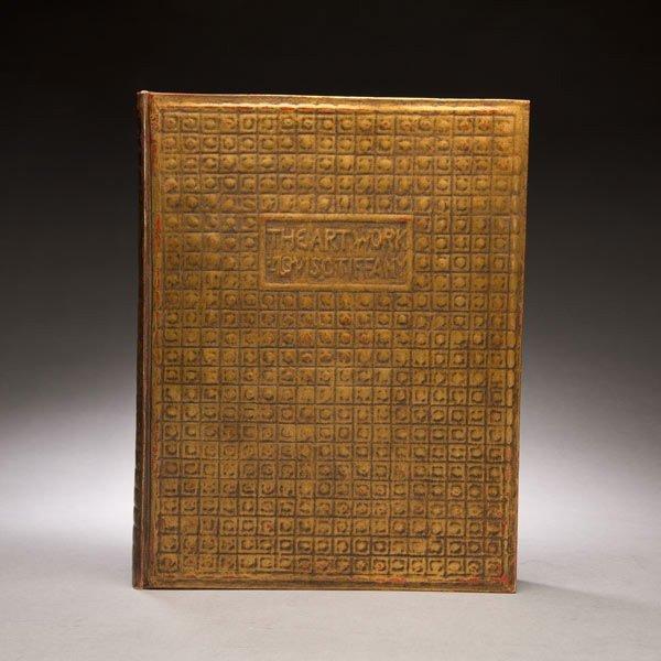 "14: Charles De Kay ""The Artwork of Louis C. Tiffany"""