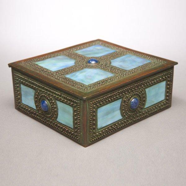 16: Tiffany Studios Byzantine Box