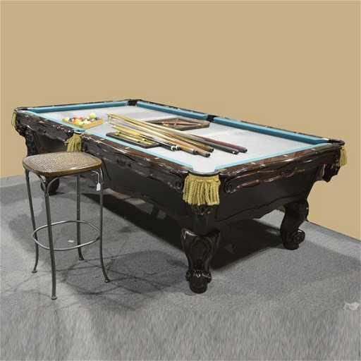 Brunswick Orleans Pool Table - New brunswick pool table
