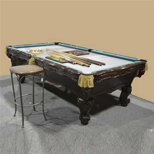 Brunswick Orleans Pool Table - New brunswick pool table