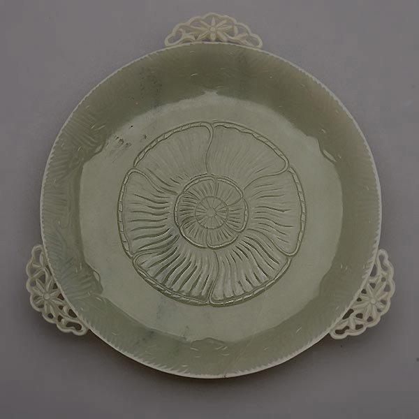 9023: A Small Mughal-Style Jade Dish