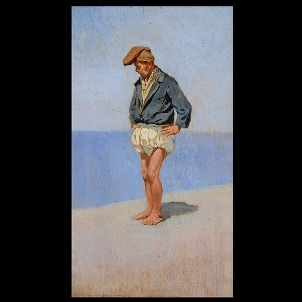13: HOLGER JERICHAU   Neapolitan Fisherman