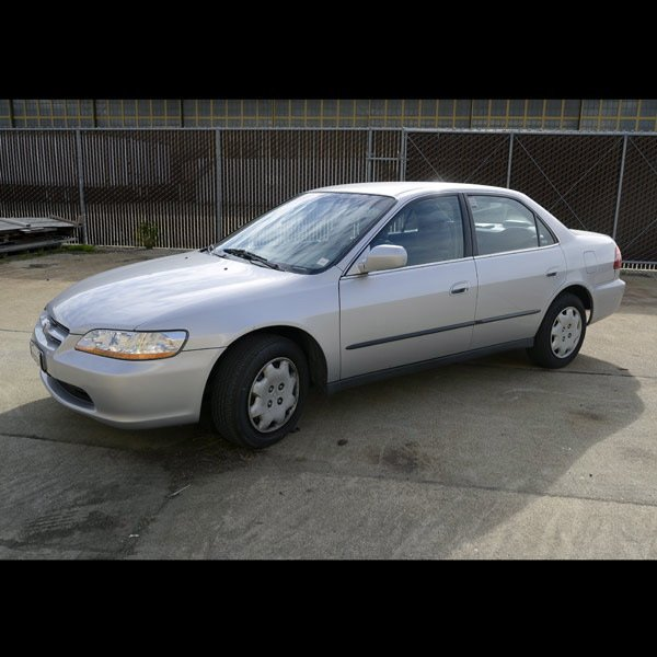 1999 Honda Accord LX, 44,848 miles.