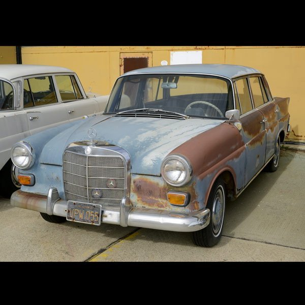 1962 Mercedes Benz 190