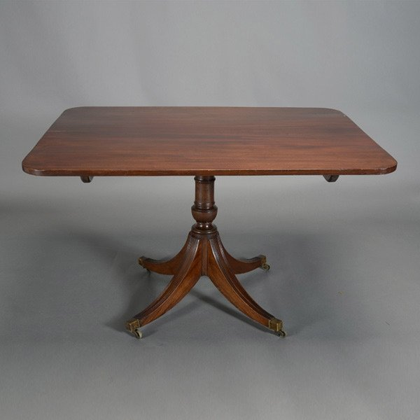 William IV Flip Top Breakfast Table
