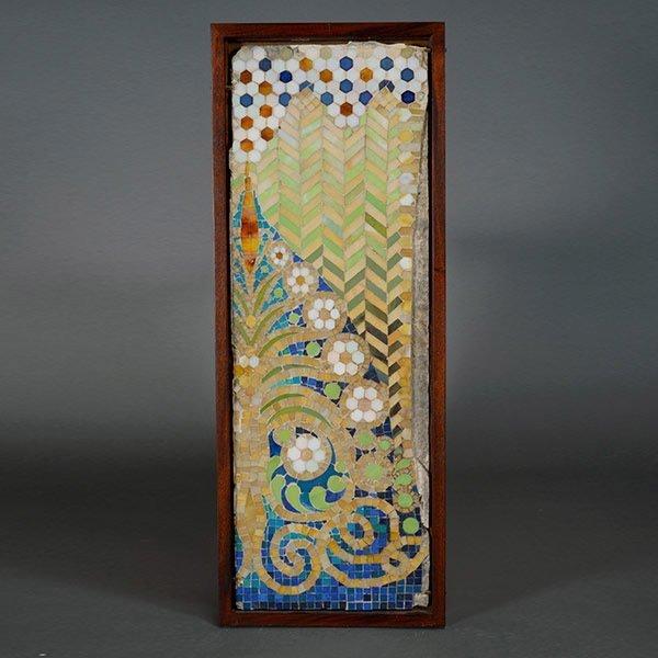 Tiffany Studios Havemeyer House Mosaic Panel