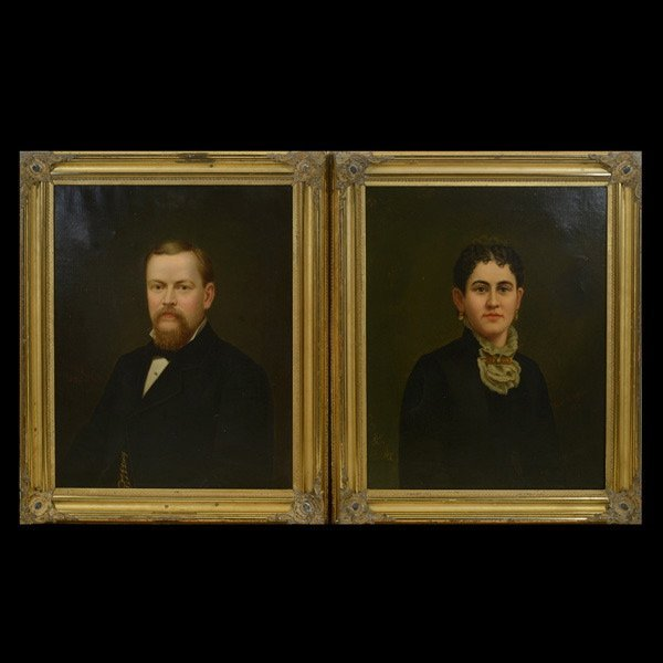 "FRANK M. PEBBLES  ""Mr. & Mrs. William John Landers"""