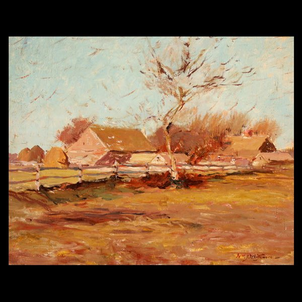 "WILLIAM JOHN WHITTEMORE  ""John Dickerson Farm"""