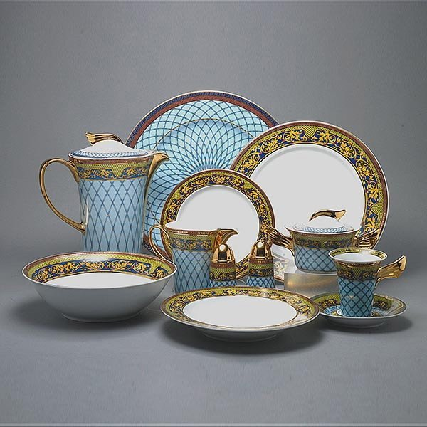 Italian Rutherford Russian Dream Coffee Service: