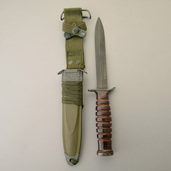 US WWII M3 Trench Knife US Boker