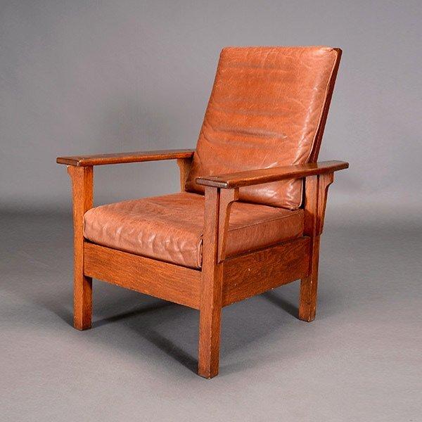 Quaker Morris Chair