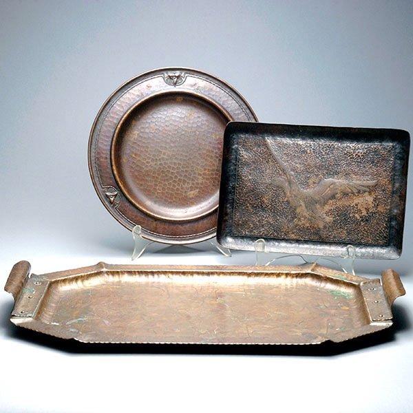 Roycroft Copper Plate