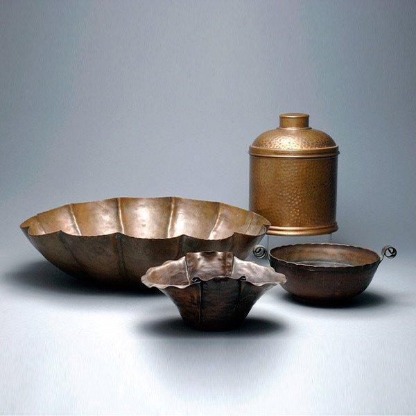 Craftsman Studio Copper Bowl
