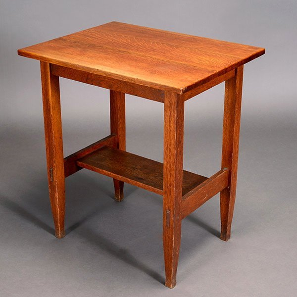 Stickley Brothers rectangular table