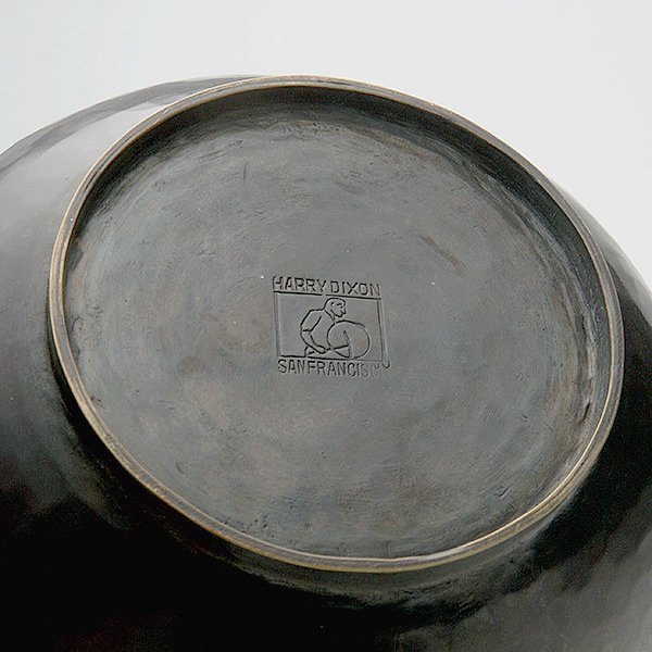 "Harry Dixon Pot 6"" - 5"