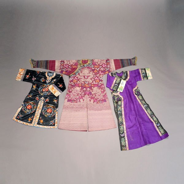 A Group of Three Robes