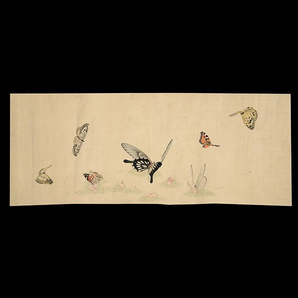 Anonymous (Qing Dynasty): Butterflies