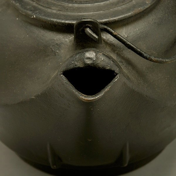 Japanese Cast Iron Kettle - 2