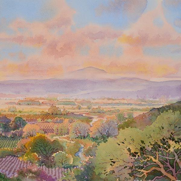 Connecticut watercolor artists directory - Painting Watercolor Douglas Chun