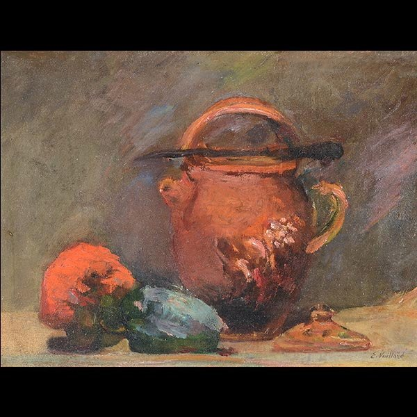 French Still life painting by Edouard Vuillard