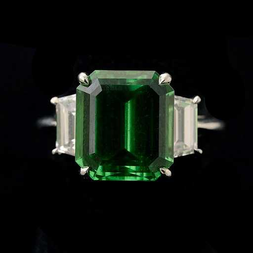 0c60ff0f2d54 TIFFANY   CO. TSAVORITE