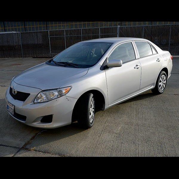 2010 Toyota Corolla LE; 45,455 miles