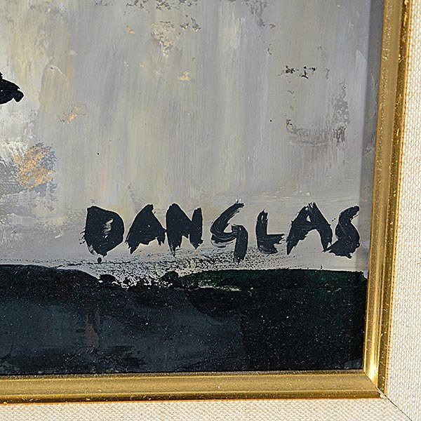 JACQUES DANGLAS Modern French Still Life - 2