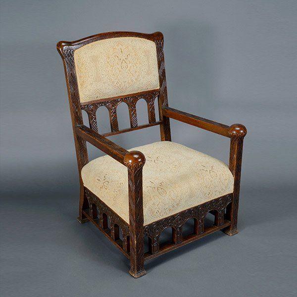 Tiffany Havemeyer House Armchair.