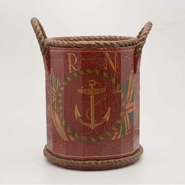 HMS Albion Ship Bucket