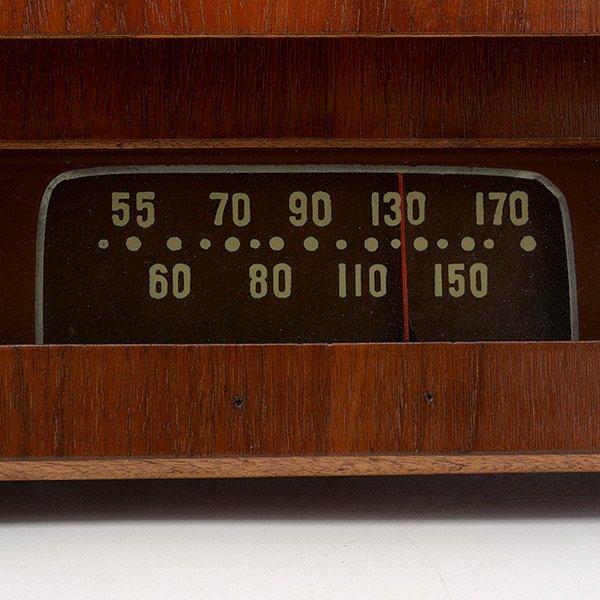 1946 Teletone Eames Plywood Radio - 2