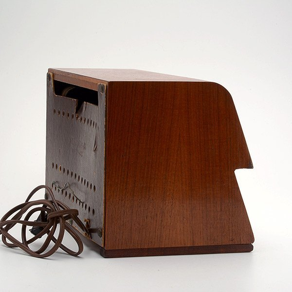 1946 Teletone Eames Plywood Radio - 3