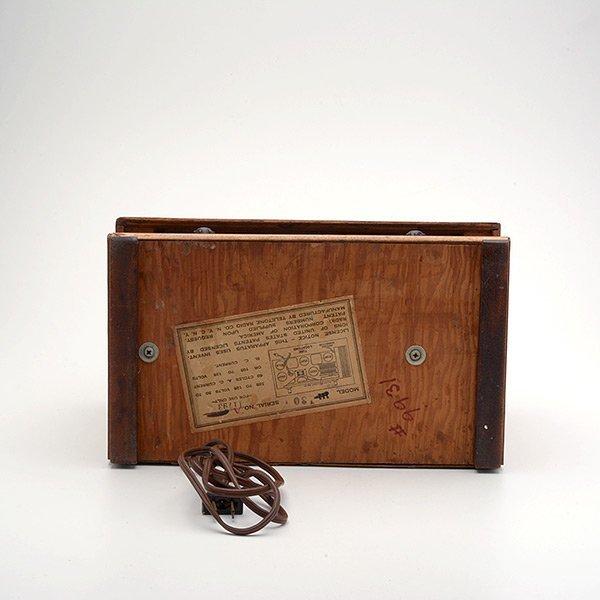 1946 Teletone Eames Plywood Radio - 5