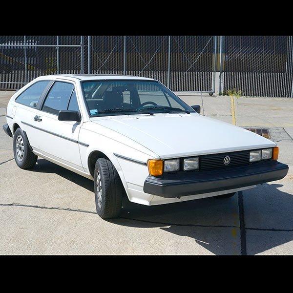 1985 Volkswagen Scirocco