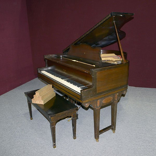 George Steck & Co. Duo-Art Player Piano