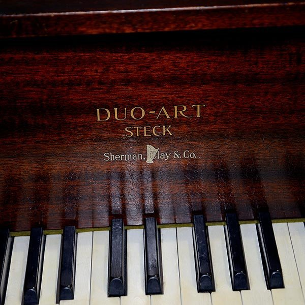 George Steck & Co. Duo-Art Player Piano - 3