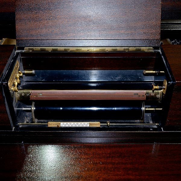 George Steck & Co. Duo-Art Player Piano - 4