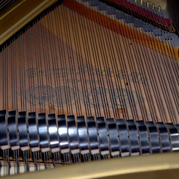 George Steck & Co. Duo-Art Player Piano - 6
