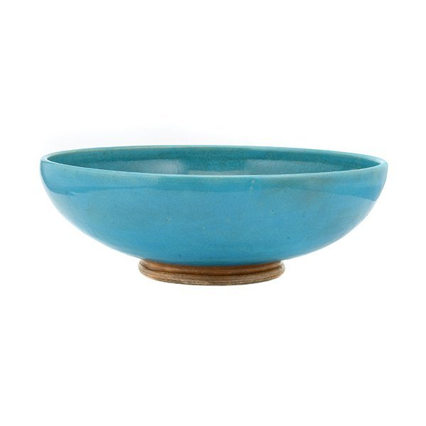 Jalan Blue Low Bowl.