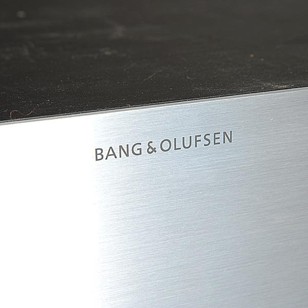 Bang & Olufsen Brushed Stainless Cabinet. - 2
