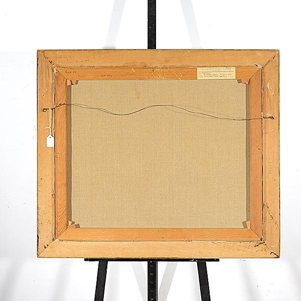 PETER SHEFFERS Oregon Landscape Oil on canvas - 5