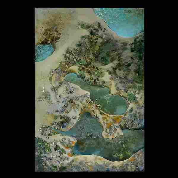 BOTHWELL 1958 Oil, American Art