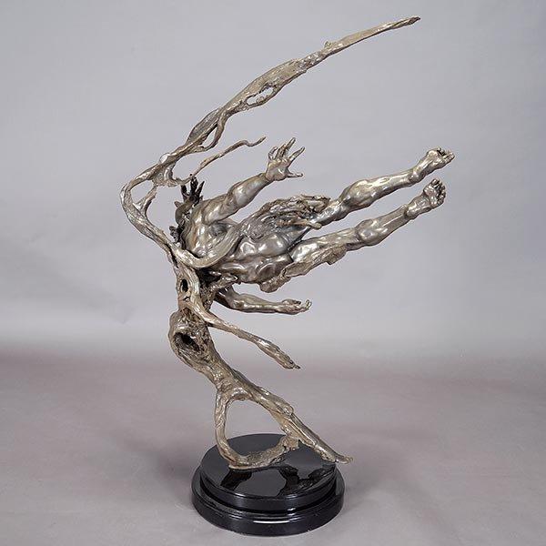 Snowden, Photon, Californian Sculpture - 4