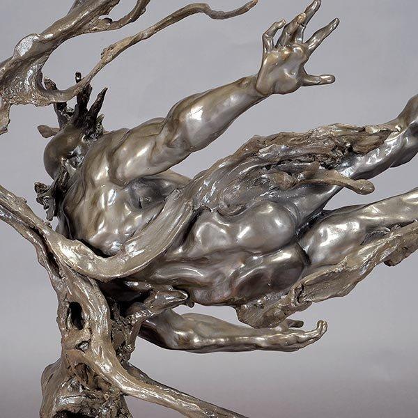 Snowden, Photon, Californian Sculpture - 5