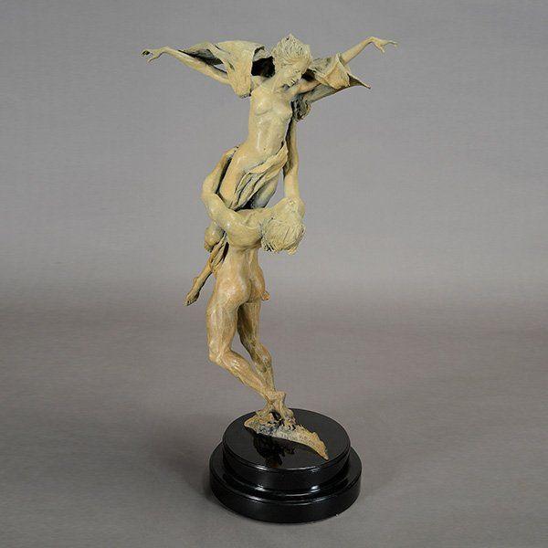 Tuan sculpture, Contemporary Bronze Sculpture
