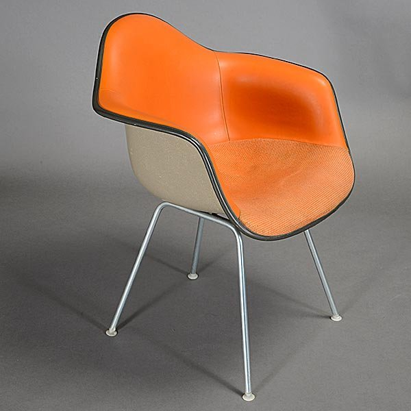 Herman Miller Eames Bucket Chair and Shell Chair - 3