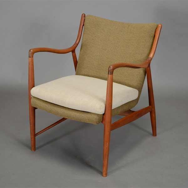 Finn Juhl NV-45 Chair
