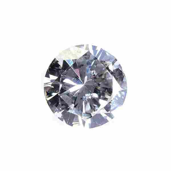 One Unmounted Diamond.
