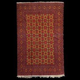 Beshir Carpet: 8 Feet 9 Inches X 9 Feet 1 Inch