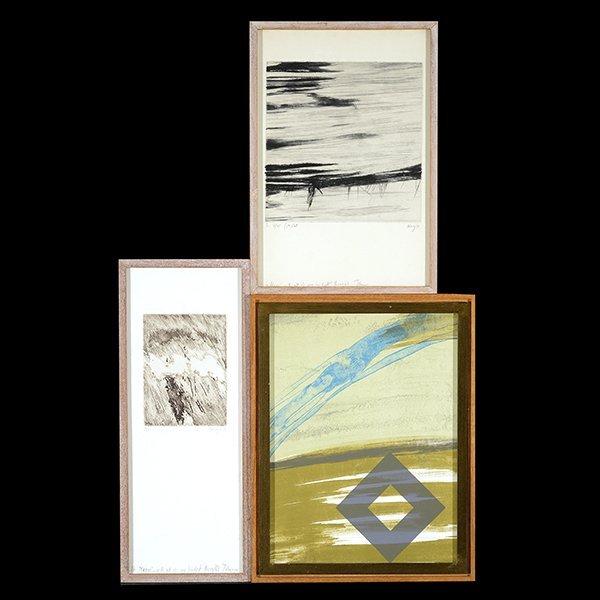 "JOHN KOENIG ""Line Abstract, Abstract Animals and"